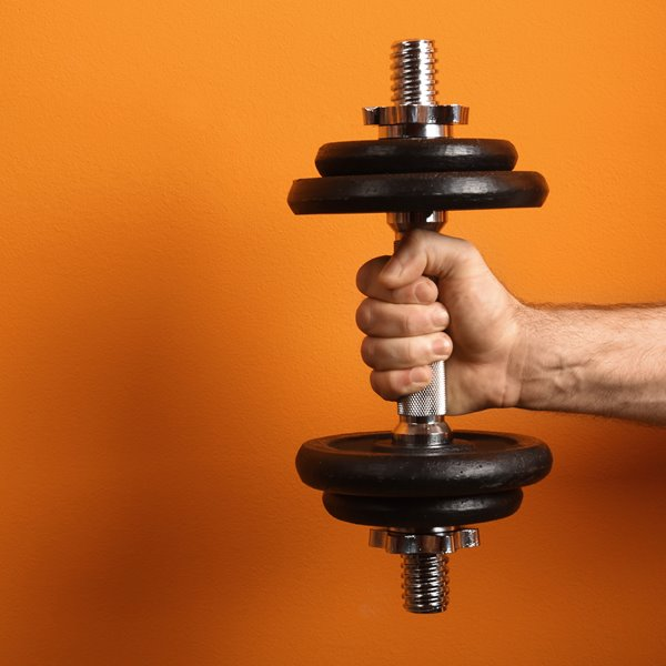 Indoor Dumbbell Circuit