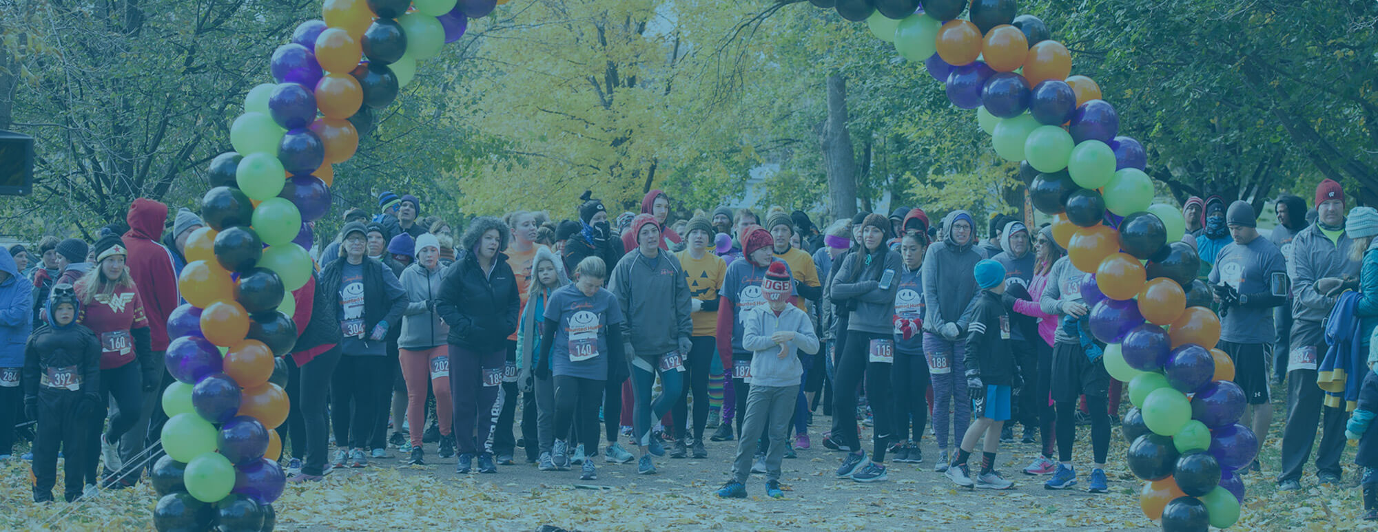 2019 Group Health Cooperative of Eau Claire Haunted Hustle Race