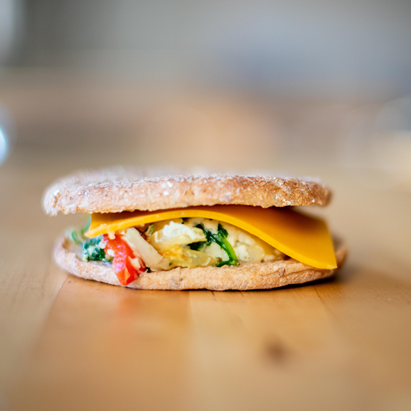 Meal Prep: Make-Ahead Breakfast Sandwiches